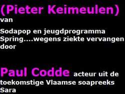 Pieter Van Keymeulen